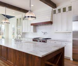 Amazing Farmhouse Kitchen Design And Decorations Ideas 0298