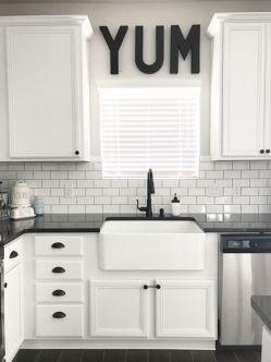 Amazing Farmhouse Kitchen Design And Decorations Ideas 0388