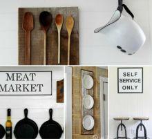Amazing Farmhouse Kitchen Design And Decorations Ideas 068