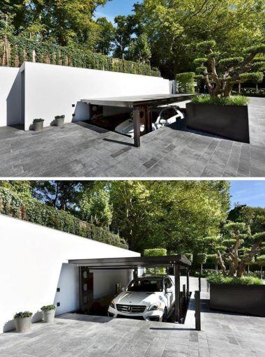 Architecture Underground Garages