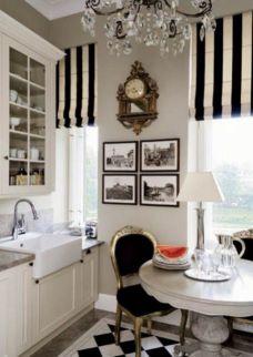 Beautiful Black and White Decor Ideas 28