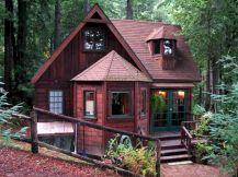 Best Small cabin designs ideas 3