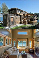 Best Small cabin designs ideas 9