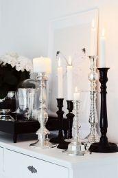 Black and White Decor Ideas 28