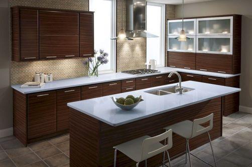 Blue Granite Kitchen Countertops