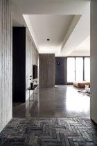 Chevron Hardwood Floors (2)