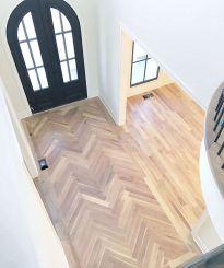 Chevron Parquet Flooring Ideas