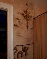 Circo Pirate Bathroom Decor