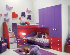 Cozy Bed Loft Ideas For Beloved Twin Kids 121