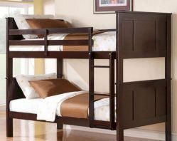 Cozy Bed Loft Ideas For Beloved Twin Kids 21