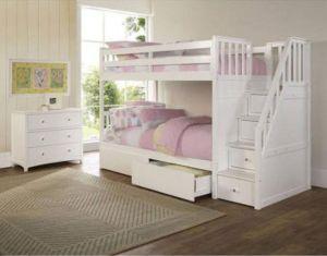 Cozy Bed Loft Ideas For Beloved Twin Kids 81