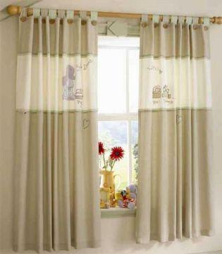 Curtain Design Idea