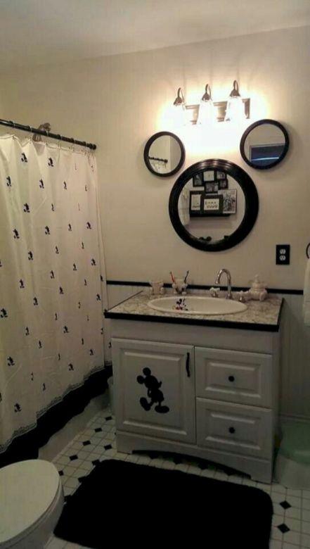 Disney Mickey Mouse Bathrooms