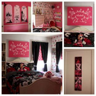 Disney Room Decor DIY