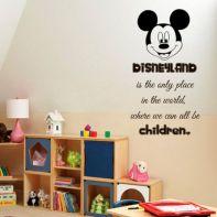Disney Vinyl Wall Quotes Decor
