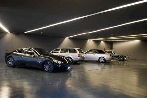 Dream Home with Underground Garage