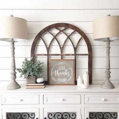 Entryway Table Decor Ideas for Fall 2