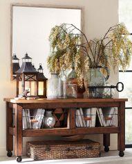 Fall Buffet Table Decorating Ideas 10