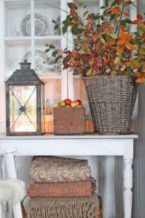 Fall Entry Table Decor Ideas 2