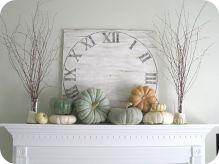 Fall Entry Way Decoration Ideas 10