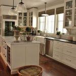 Famhouse kitchen design ideas