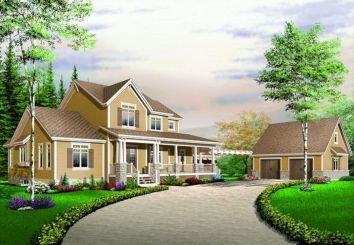 Farmhouse Design House Plans