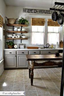 Feed Warehoues farmhouse kitchen