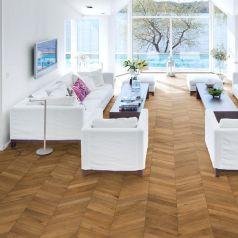 Herringbone Pattern Hardwood Floors