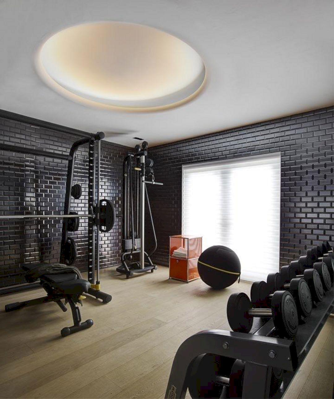 Home Gym Design Ideas 8 – DECOREDO