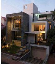 House with Underground Garage