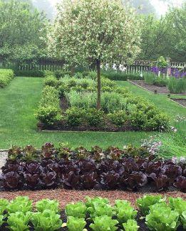Ina Garten Vegetable Garden