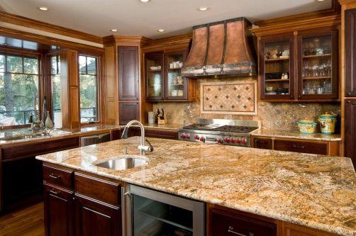 Kitchen Remodeling Granite Countertops