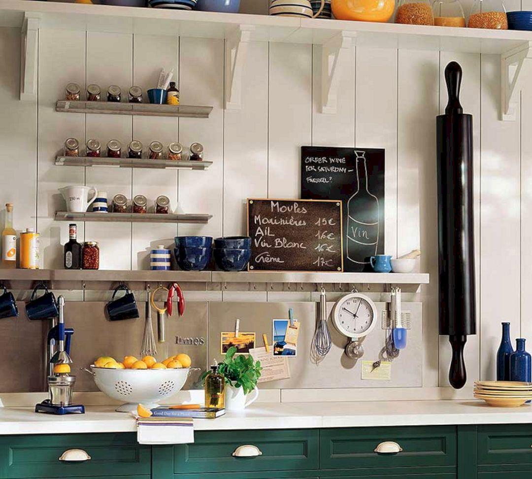 Kitchen wall storage ideas decoredo for Kitchen ideas storage