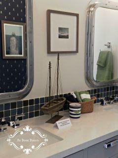 Little Boys Pirate Bathroom