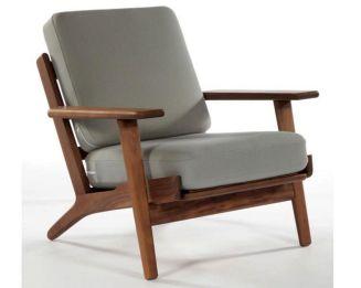Modern Living Room Arm Chair Wood