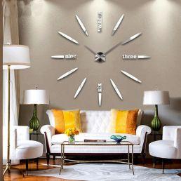 Modern Living Room Large Wall Clock
