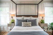 35 Stunning Magnolia Homes Bedroom Design Ideas For Comfortable Sleep 026