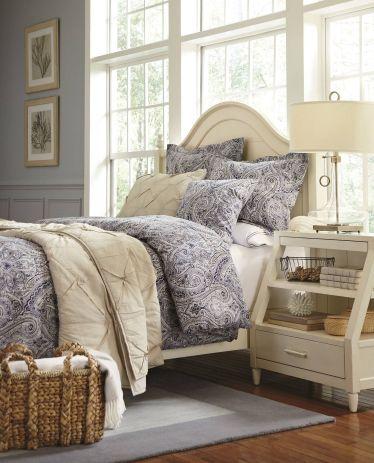 35 Stunning Magnolia Homes Bedroom Design Ideas For Comfortable Sleep 031