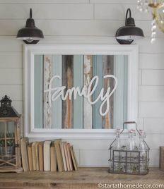 45 Awesome Farmhouse Decor Ideas On A Budget 042