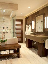 Amazing Rock Wall Bathroom You Need to Impersonate 27