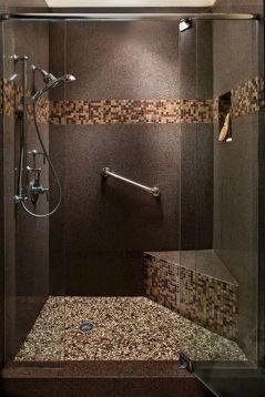 Amazing Rock Wall Bathroom You Need to Impersonate 49