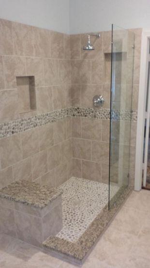 Amazing Rock Wall Bathroom You Need to Impersonate 6