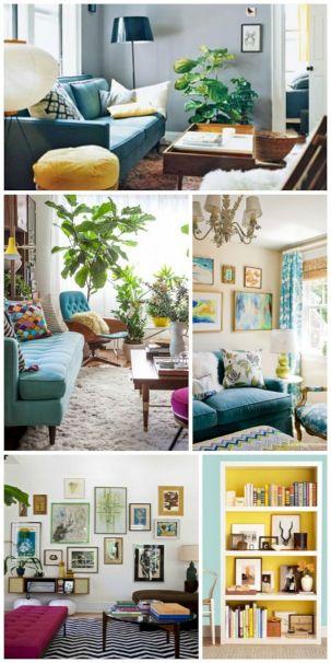 Awesome Modern Vintage Decor Ideas 013