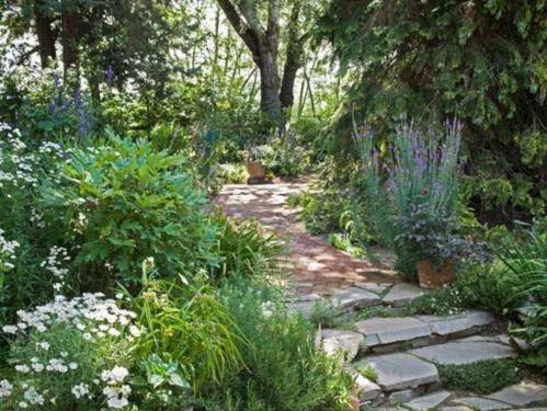 Back Yard Rock Garden Designs
