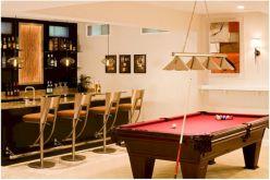 Basement Game Room Idea