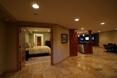 Basement Remodeling Ideas Design
