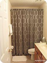 35+ Gorgeous Bathroom Shower Curtain Ideas – DECOREDO