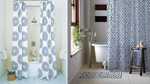Gorgeous Bathroom Shower Curtain Ideas DECOREDO - Bathroom shower curtains and window curtains for bathroom decor ideas