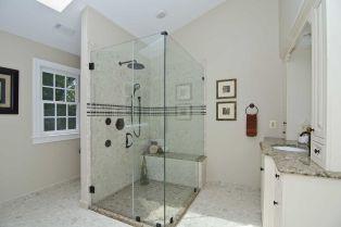 Bathroom Shower Wall