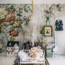 Beautiful Bedroom Wallpaper Decorating Ideas 18